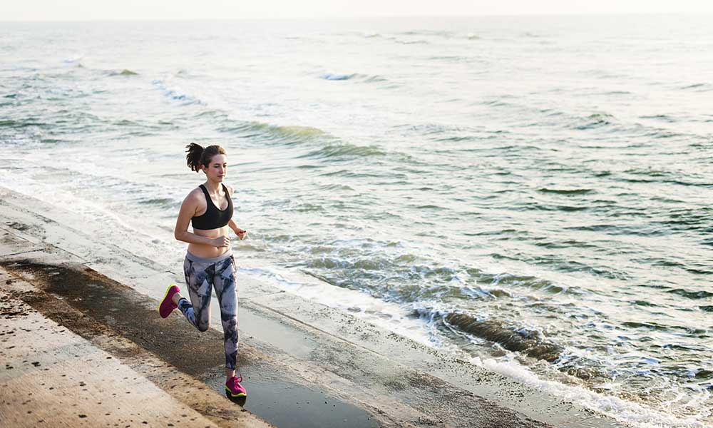 Combiner sport et vacances | Stimium Sport Nutri-Protection