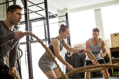 Fitness - CrossFit | STIMIUM Sport-Nutriprotection
