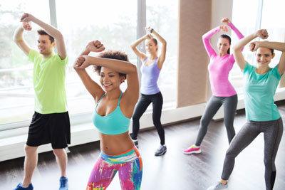 Fitness - Zumba | STIMIUM Sport-Nutriprotection