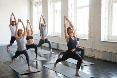 Fitness - Yoga | STIMIUM Sport Nutri-protection