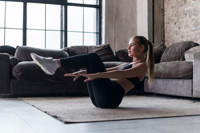 Fitness - Home training | STIMIUM Sport-Nutriprotection