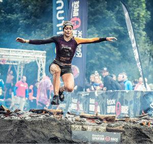 Spartan Race Anaïs Aragon - STIMIUM