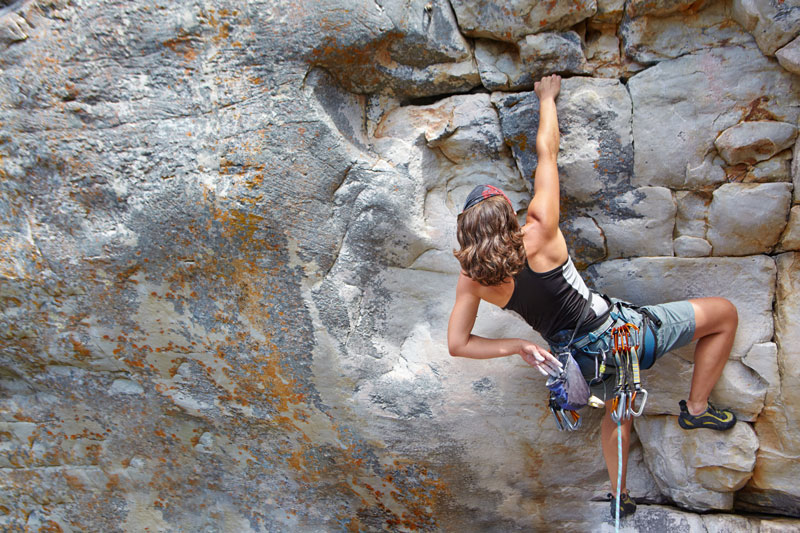 Escalade - Quel sport à la rentrée ?   Stimium Sport Nutri-Protection
