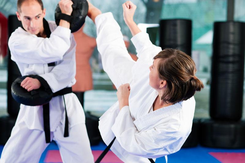 Taekwondo - Quel sport à la rentrée ?   Stimium Sport Nutri-Protection