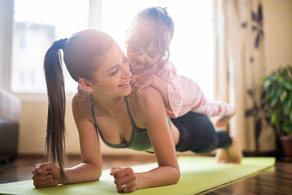 Être maman et sportive : c'est possible ! | Stimium Sport Nutri-Protection