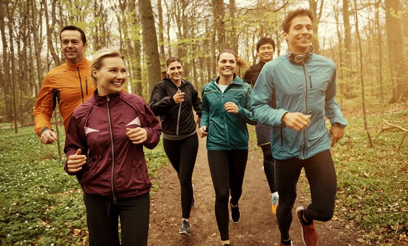 Running en groupe - Reprendre le sport à la rentrée | Stimium Sport Nutri-Protection